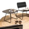 ELOKUU-lounge-tuoli musta
