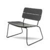 ELOKUU-lounge-tuoli mänty musta