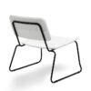 ELOKUU-lounge-tuoli valkoinen