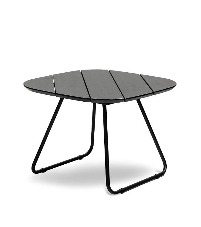 ELOKUU-lounge-pöytä musta