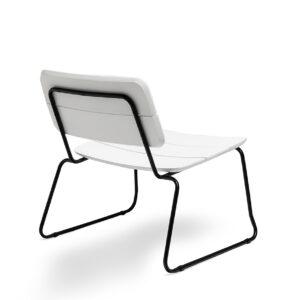 ELOKUU-lounge-ulkotuoli mänty valkoinen