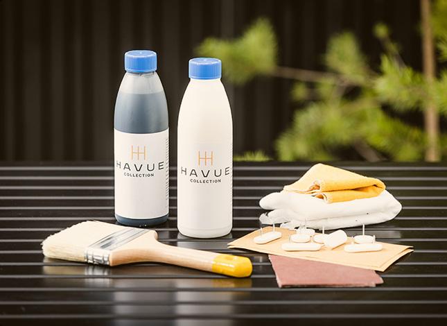 Ulkokalusteiden käyttö ja huolto | HAVUE Collection